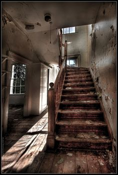 "UE Abandoned School ""M"" 