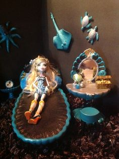 Sea Stunnerz Barbie Mermaid Bedroom
