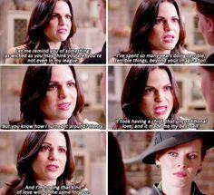 """Regina and Zelena - 5 * 10 """"Broken Heart"""""""