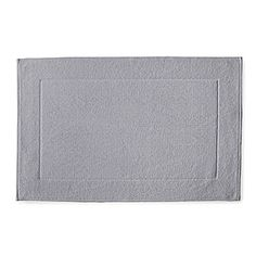 Textured Cotton Bath Mat – Dove Grey #serenaandlily