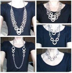 5 ways to wear Linkage! www.liasophia.com/mrsnicolejohnson
