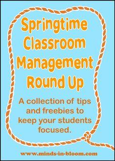 Springtime Classroom