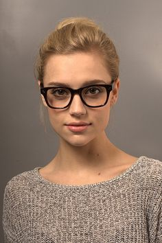 Chernogorsk | Brown Acetate Eyeglasses | EyeBuyDirect