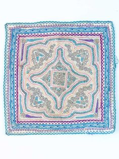 Tribal Textile Art - Vintage Hmong Embroidery