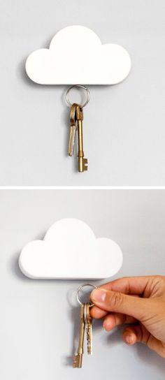 Magnetic Key Cloud