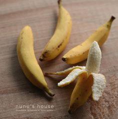 nunu's house - by tomo tanaka - Aka this is a friking miniature banana and…