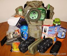 Solid blueprint for a 72 hour bug out bag - http://www.survivalistdaily.com/best-72-hour-bug-out-bag/