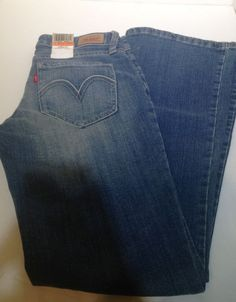 Levi's 528 curvy cut bootcut juniors size 5M #Levis #BootCut #Everyday