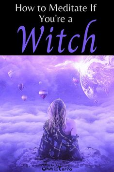 How is meditation different for witches? Meditation will not only help calm you, but it will help you gain control over your thoughts to help you enhance your magick rituals. These techniques are part of chaos magick. Green Witchcraft, Wiccan Witch, Magick Spells, Wicca Witchcraft, Paz Mental, Witchcraft For Beginners, Eclectic Witch, Baby Witch, White Witch