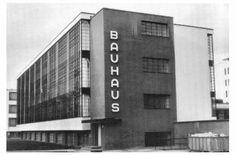 Bauhaus Design School building