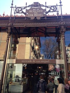 Mercado de San Miguel, #Madrid, #Spain. #Staffsnaps