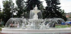 Roma Fountain - #914 - 12,566.34 lbs. - 133.85 tall - 236.22/270.07 dia - Garden Fountain
