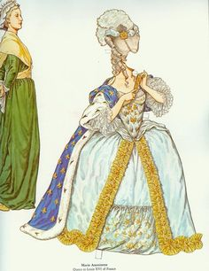 Great Empresses and Queens: Marie Antoinette, Queen to Louis XVI of France