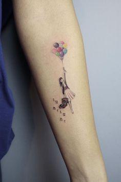 100 Awesome Tattoos by Amazing Artist Eva Krbdk - TheTatt Great Tattoos, Mini Tattoos, Beautiful Tattoos, Awesome Tattoos, Body Art Tattoos, Small Tattoos, Sleeve Tattoos, Tattoos For Guys, Arm Tattoos