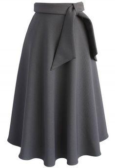 New Arrivals - Retro, Indie and Unique Fashion Unique Fashion, Hijab Fashion, Fashion Dresses, Led Dress, Gray Skirt, Skirt Outfits, Retro, Fashion Brand, Midi Skirt