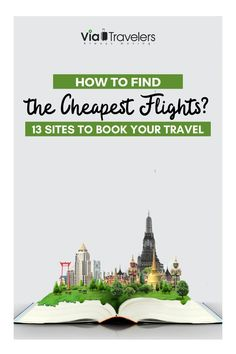 If you have been searching for cheap flights using app for travel, you might have come across Skyscanner to book your travel - the place to find the cheapest travel tickets. But what if we tell you there are other sites that cater to the cheapest flights out there. That's exciting news for you to save money on traveling! Check this blog
