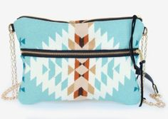 Combine the versatility of a crossbody and the charm of Pendleton Wool and you get this knockout bag. Handmade in Portland, Oregon. Wholesale Designer Handbags, Cheap Designer Handbags, Cheap Handbags, Handbags On Sale, Replica Handbags, Fashion Bags, Fashion Accessories, Cheap Coach Bags, Unique Purses