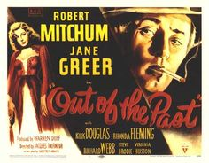 out of the past poster | Out Of The Past movie posters at movie poster warehouse movieposter ...
