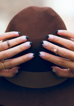 Triangle Tip Nails