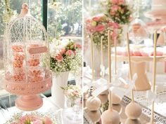 cakepops for this glamour baptism