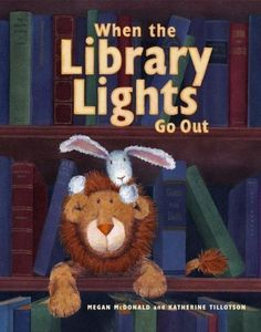 Living inside a box in the library, puppets Rabbit, Lion, and Hermit Crab wait eagerly for the staff to go home and night to come so that they can have their fun, but when Rabbit and Lion notice that