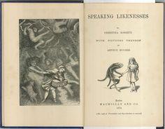 Image Result For Speaking Likenesses Rossetti