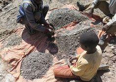 Samsung Apple, Microsoft are involved on child labour
