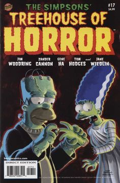 Bart Simpson's Treehouse of Horror #17 (Issue)