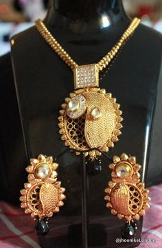 Bollywood Indian partywear suitewear Golden short necklace sari saree imitation in Jewellery & Watches, Ethnic & Tribal Jewellery, Asian   eBay