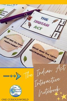 Upper Elementary Resources, Elementary Schools, Residential Schools Canada, Indigenous Education, Native American Spirituality, Interactive Journals, Forest School, Craft Activities For Kids, Grade 2