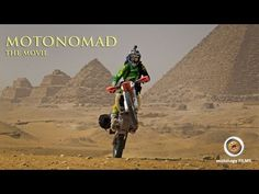 MOTONOMAD  -  7000km, 7 countries, one big Adventure!
