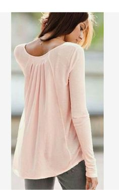 Stitch fix I love the back of this and length! Pink?