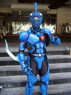 The Guyver Bio-Armor cosplay.....love it!!!! :D