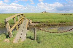 Nordstrandisch Moor Island, North Sea.