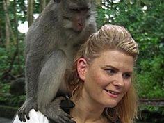 monkey forest, Bali.  Isn't this amazing?