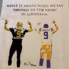 Lsu Tigers Football, Saints Football, College Football, Joe Burrow, Florida Panthers, Jumping For Joy, New Orleans Saints, American Football, Happy Valentines Day