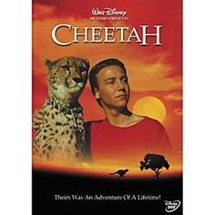 Disney Cheetah DVD | Disney StoreCheetah DVD - They taught him how to play video games. He showed them how to survive! For two California teenagers, a summer vacation in Africa turns into an incredible adventure and a struggle for survival.
