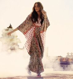 Yasmin And Amber Le Bon Star In Monsoon Campaign | Grazia Fashion #hippie #bohemian ☮k☮ #boho