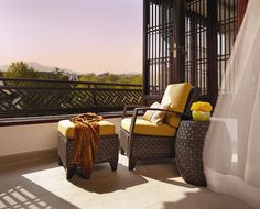 Best time to relax and enjoy a sunshine afternoon in this autumn with FS Hangzhou