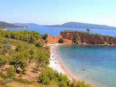 kokkinokastro beach Alonissos