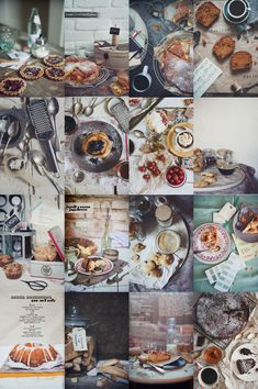 Food styling ideas