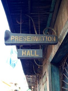 Preserving New Orleans Jazz