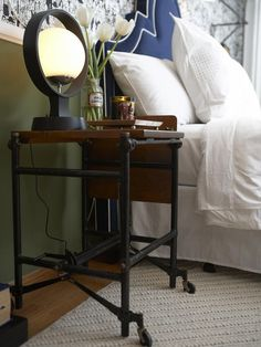 Industrial Vintage - Our Favorite Rooms from Emily Henderson on HGTV