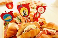 Ideas para tus Fiestas Infantiles: Fiesta Blanca Nieves (1)
