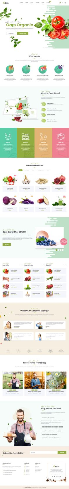 Oars is #PremiumWordPressTheme. Responsive Design. #RetinaReady. Bootstrap 3. WooCommerce. Visual Composer. If you like this #OrganicFoodTheme visit our handpicked list of best WordPress #OrganicFood Themes at: http://www.responsivemiracle.com/best-wordpress-organic-food-theme/