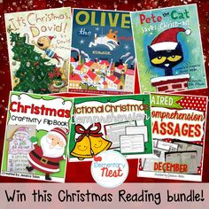 A Christmas GIVEAWAY!