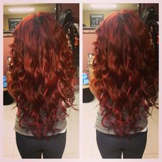 Big curls  - @Nicole Novembrino Novembrino Polizzi #webstagram, Want some big hair extensions!