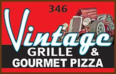 Vintage Grille & Gourmet Pizza – Worcester MA Family Friendly Restaurant and Bar