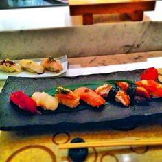 Matsuhisa Mykonos at the Belvedere Hotel Photo credits: Massaini Mykonos, Sushi, Ethnic Recipes, Instagram, Food, Meals, Yemek, Sushi Rolls, Eten