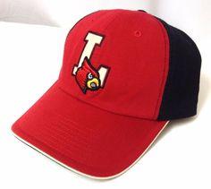 NICE! Top-of-the-World LOUISVILLE CARDINALS HAT Relaxed-Fit Cotton Red Men/Women #TopoftheWorld #LouisvilleCardinals